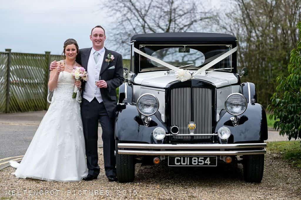 Wedding Car Hire Hertfordshire Classic Modern Wedding Cars